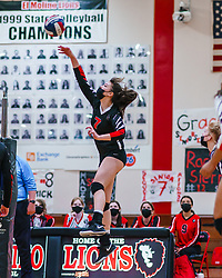 On April 26, 2021, the El Molino High School varsity volleyball team played a home game against Rancho Cotati High School of Rohnert Park.  El Molino lost the game 3-0
