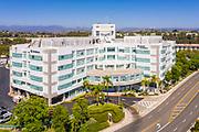 Mission Hospital Aerial Image