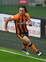 Hull City's George Honeyman<br /> <br /> Photographer Dave Howarth/CameraSport<br /> <br /> The EFL Sky Bet League One - Hull City v Plymouth Argyle - Saturday 3rd October 2020 - KCOM Stadium - Kingston upon Hull<br /> <br /> World Copyright © 2020 CameraSport. All rights reserved. 43 Linden Ave. Countesthorpe. Leicester. England. LE8 5PG - Tel: +44 (0) 116 277 4147 - admin@camerasport.com - www.camerasport.com