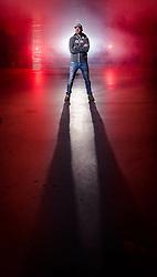 09.10.2016, Intersport Bründl, Kaprun, AUT, Georg Streitberger im Portrait, im Bild der Österreichische Skirennläufer Georg Streitberger während eines exklusiven Fotoshootings // the Austrian Ski Racer Georg Streitberger during an exclusive Photoshooting at the Intersport Bründl Flagship Store, Kaprun Austria on 2016/10/09. EXPA Pictures © 2016, PhotoCredit: EXPA/ JFK