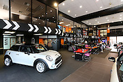 Synter Mini dealership in Erdington. Picture by Shaun Fellows / Shine Pix
