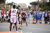 20180513 Basket in Festa ai Fori Imperiali