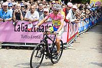 Alberto Contador - Tinkoff Saxo - 31.05.2015 - Tour d'Italie - Etape 21 : Turin / Milan <br />Photo : Sirotti / Icon Sport