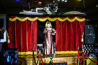 2015 Boston Fashion Awards at the Stage Nightclub The evening's emcee, Cheryl D'Love