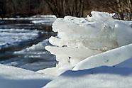 Wallkill River Ice