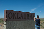 Highway 3 story for Oklahoma Today Magazine
