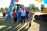 Chasse Building Team - Wood Elementary Groundbreaking Event