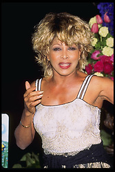 May 13, 1997 - Hollywood, California, USA - TINA TURNER attends the Discover Card private issue press conference (Credit Image: Kathy Hutchins/ZUMAPRESS.com)