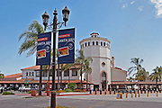 Santa Ana Train Station