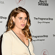Princess Beatrice Arrivers at The Global Gift Gala red carpet - Eva Longoria hosts annual fundraiser in aid of Rays Of Sunshine, Eva Longoria Foundation and Global Gift Foundation on 2 November 2018 at The Rosewood Hotel, London, UK. Credit: Picture Capital