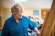 Artist Nancy Noel May