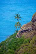 Chinamans Hat Island, Kaneohe Bay, Oahu, Hawaii