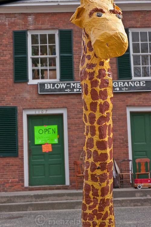 Blow Me Down Grange, Plainfield, NH