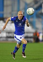 Carlisle United's Jason Kennedy