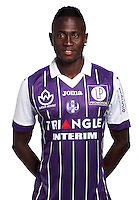 Issiaga Sylla of Toulouse during the photo shooting session of Toulouse FC for the new season 2016/2017 in Toulouse on September 16th 2016<br /> Photo : TFC / Icon Sport