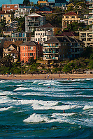 Waves, Manly Beach, Sydney, New South Wales, Australia