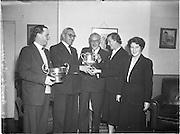 17/9/1952<br /> 9/17/1952<br /> 17 September 1952<br /> <br /> Irish Motor and Cycle Trades Autumn Golf Meeting at Royal Dublin