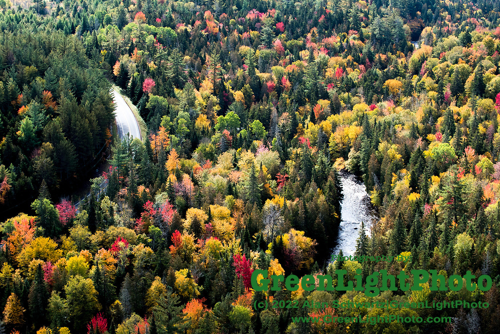 Fall in Lake Placid, New York, USA. Photo by Alan Schwartz/GreenLightPhoto. Please contact GreenLightPhoto for additional information.