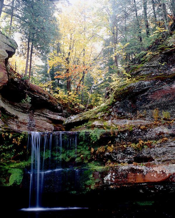 Douglas County, Wisconsin, October, 1992.