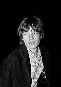 The Rolling Stones Charlie is my Darling - Ireland 1965 -..Mick Jagger looking nonchalant at The Rolling Stones press conference at the Adelphi Theatre, Middle Abbey Street, Dublin. This was the band's first Irish tour of 1965....07/01/1965.01/07/1965.07 January 1965..The Rolling Stones Charlie is my Darling - Ireland 1965. Birthday gift ideas of a Limited Edition Prints of Mick Jagger, The Rolling Stones, Charlie is my Darling, Ireland 1965. <br />