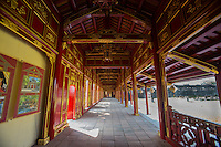 Behind the palaces, in the center of the Imperial Enclosure, lies the Forbidden Purple City which was once reserved for the personal use of the emperor and imperial family.