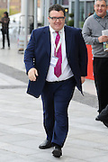 © Licensed to London News Pictures. 26/09/2011. LONDON, UK. Tom Watson MP at The Labour Party Conference in Liverpool today (26/09/11). Photo credit:  Stephen Simpson/LNP