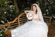 Michigan wedding on July 6, 2007 in Ann Arbor, Michigan.