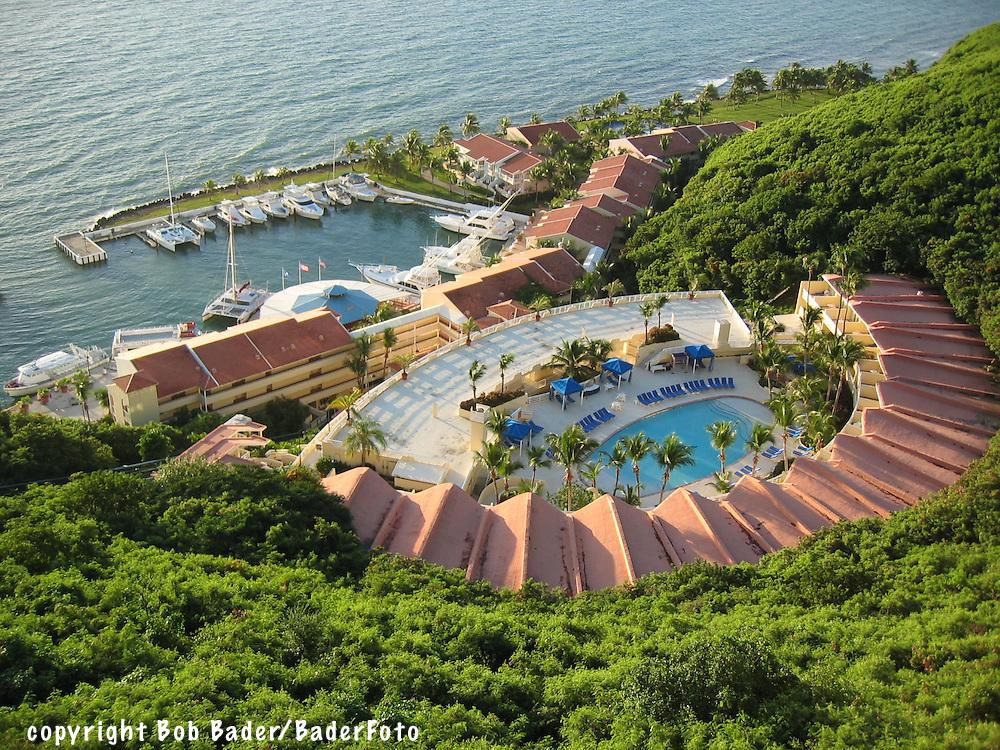 El Conquistador Resort in Fajardo, Puerto Rico