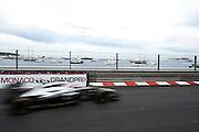 May 25, 2014: Monaco Grand Prix: Jenson Button (GBR), McLaren-Mercedes