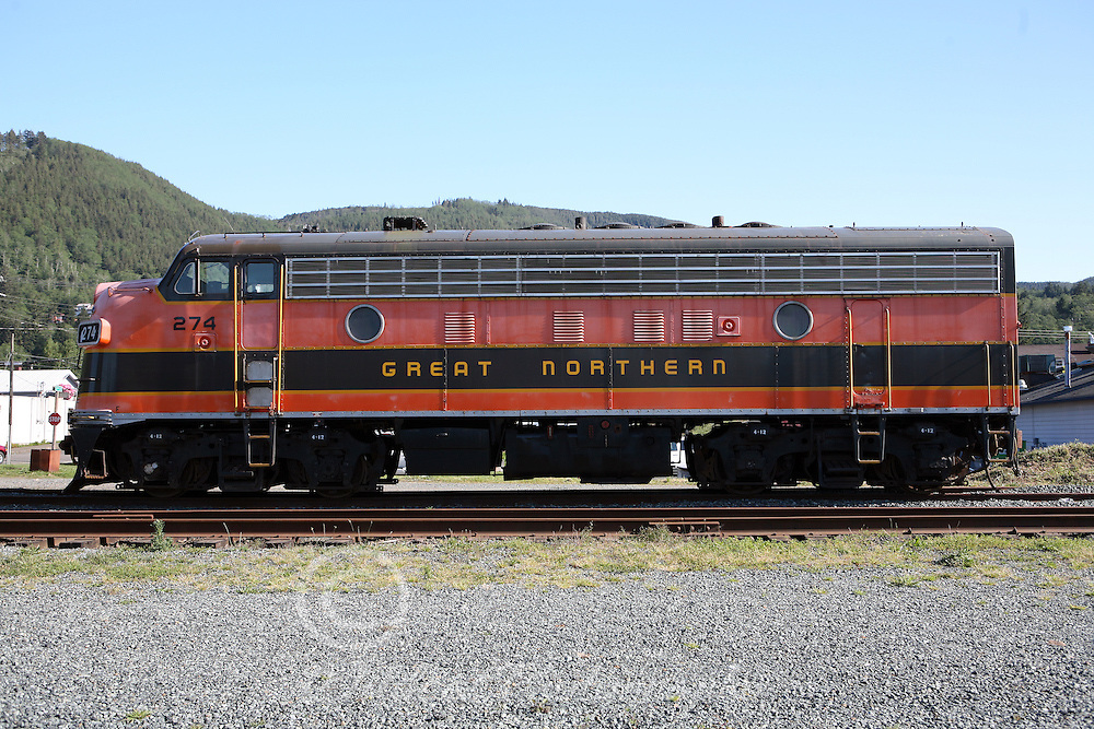 Great Northern Engine
