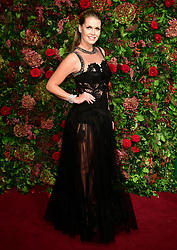 Lady Kitty Spencer attending the Evening Standard Theatre Awards 2018 at the Theatre Royal, Drury Lane in Covent Garden, London.