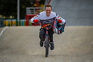 2021 UCI BMXSX World Cup<br /> Round 3 and 4 at Bogota (Colombia)<br /> ^me#997 SCHAUB, Philip (GER, ME) Zulu