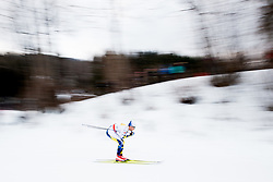 January 6, 2018 - Val Di Fiemme, ITALY - 180106 Marcus Hellner of Sweden competes in men's 15km mass start classic technique during Tour de Ski on January 6, 2018 in Val di Fiemme..Photo: Jon Olav Nesvold / BILDBYRN / kod JE / 160123 (Credit Image: © Jon Olav Nesvold/Bildbyran via ZUMA Wire)