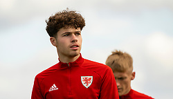 CARDIFF, WALES - Saturday, September 5, 2020: Wales' Neco Williams during a training session at the Vale Resort ahead of the UEFA Nations League Group Stage League B Group 4 match between Wales and Bulgaria. (Pic by David Rawcliffe/Propaganda)