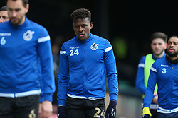 Rollin Menayese of Bristol Rovers - Mandatory by-line: Arron Gent/JMP - 07/03/2020 - FOOTBALL - Roots Hall - Southend-on-Sea, England - Southend United v Bristol Rovers - Sky Bet League One