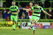Forest Green Rovers v Crewe Alexandra 221218