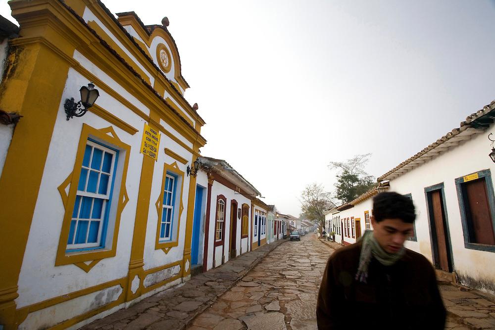 Tiradentes_MG, Brasil...Cidade historica de Tiradentes, Minas Gerais...Tiradentes historical city in Minas Gerais, the town is known for its historical and cultural value. ..Foto: JOAO MARCOS ROSA / NITRO
