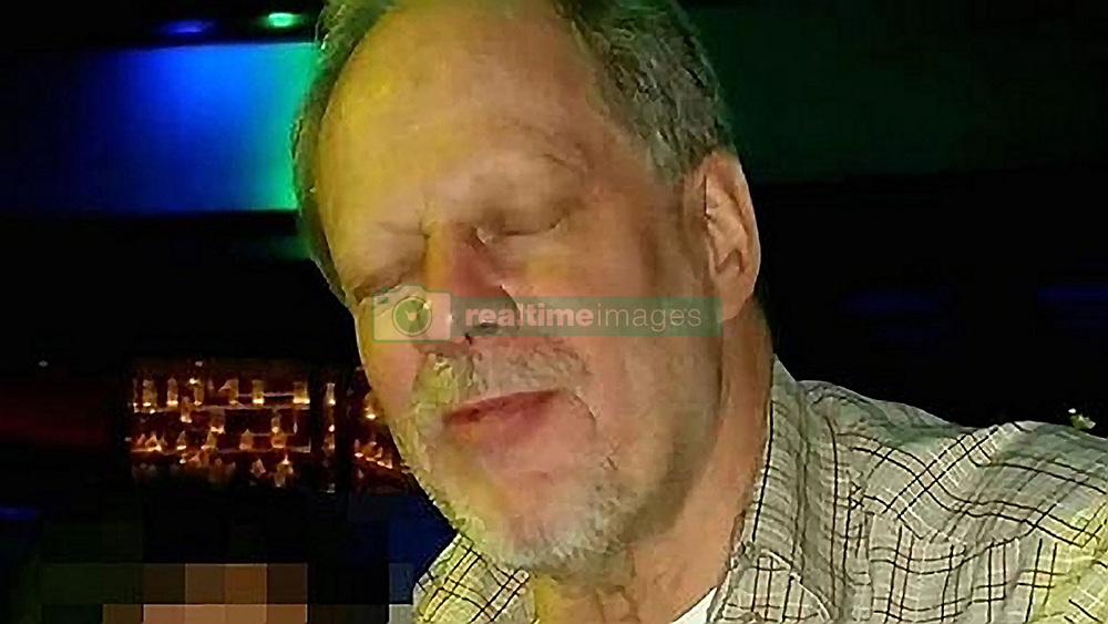 Date and Location Unknown via twitter on October 2, 2017: STEPHEN PADDOCK, 64, of Mesquite, Nevada, has been identified as the gunman of the mass shooting in Las Vegas on October 1, 2017. A gunman opened fire on a country music festival crowd from the 32nd floor of the Mandalay Bay Resort and Casino. At least 58 people died in the shooting and 515 people were injured Sunday night. The shooting is the deadliest in modern U.S. history. The suspect, 64-year-old Stephen Paddock, was found dead in his Mandalay Bay hotel room. (Credit Image: © twitter via ZUMA Wire)