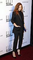 Barbara Palvin, ELLE Style Awards, One Embankment, London UK, 18 February 2014, Photo by Richard Goldschmidt