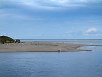 VLIELAND - strand van Vlieland. ANP COPYRIGHT KOEN SUYK