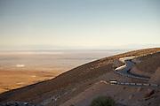Road from Turipite to San Pedro de Atacama, Atacama desert, Chile, South America