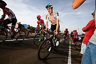Pavel Sivakov (RUS - Team Sky), during the UCI World Tour, Tour of Spain (Vuelta) 2018, Stage 9, Talavera de la Reina - La Covatilla 200,8 km in Spain, on September 3rd, 2018 - Photo Luca Bettini / BettiniPhoto / ProSportsImages / DPPI