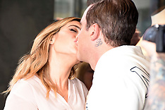 Bayern: Ayda Field Williams & Robbie Williams - 6 July 2017