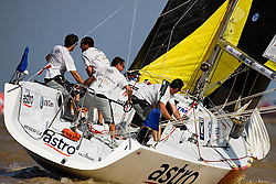 2008 Monsoon Cup. First round robins. Paolo Cian is leading after the first two days. (Thursday  4rd December 2008). .