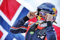 February 15, 2018 - Suede - Andreas Mikkelsen (NOR) – Anders Jaeger (NOR) - Hyundai i20 WRC (Credit Image: © Panoramic via ZUMA Press)