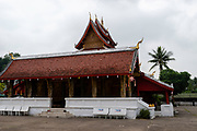 Wat May Souvannapoumaram, Luang Prabang, Laos.
