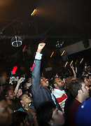 Audience at The ROOTS Present the Jam produced by Jill Newman Productions held at Highline Ballroom on April 29, 2009 in New York City