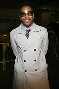 BJ Coleman at the The Edmont Society Affair:  A Benefit for Reader and Writers with a performance by Common and Maya Angelou held at The Friars Club on October 27,, 2008
