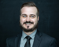Headshots of Jason Pundyk in Hamilton, ON on Sunday, June 28, 2020. All images were taken while following social distancing protocols. Michael P. Hall/michaelphall.ca