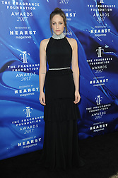 June 14, 2017 - New York, NY, USA - June 14, 2017  New York City..Carly Chaikin attending the 2017 Fragrance Foundation Awards at Alice Tully Hall on June 14, 2017 in New York City. (Credit Image: © Kristin Callahan/Ace Pictures via ZUMA Press)
